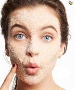 عملية تقشير الوجه