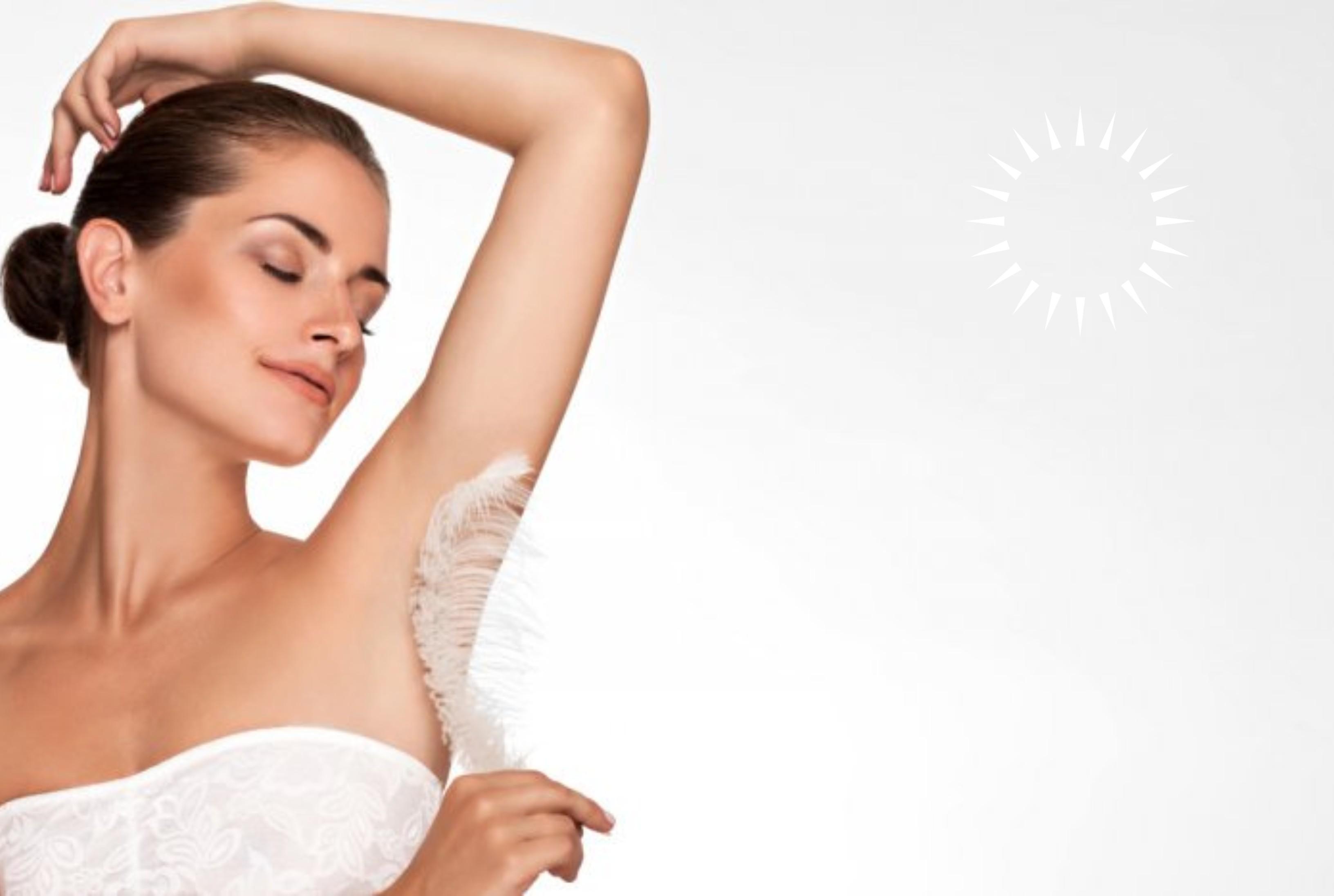 عملية ازالة الشعر بالليزر